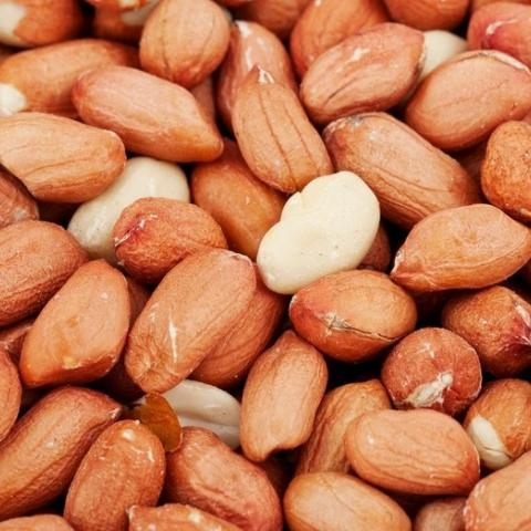 Купить натуральный  арахис жареный не очищенный, органический.  Натуральные продукты магазин