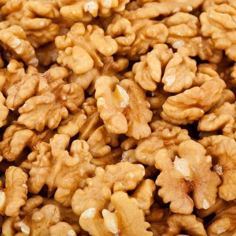 Купить Грецкий орех золотистый, органический. Натуральные продукты магазин