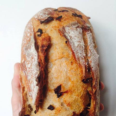 Купить Натуральный органический бездрожжевой хлеб на закваске с семечками. Натуральные продукты магазин