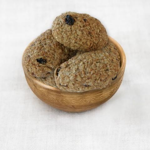 Купить натуральное печенье Овсяное с орехами. Натуральные продукты магазин