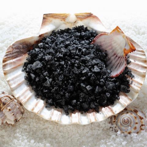 Купить Гималайская органическая черная соль. Натуральные продукты магазин