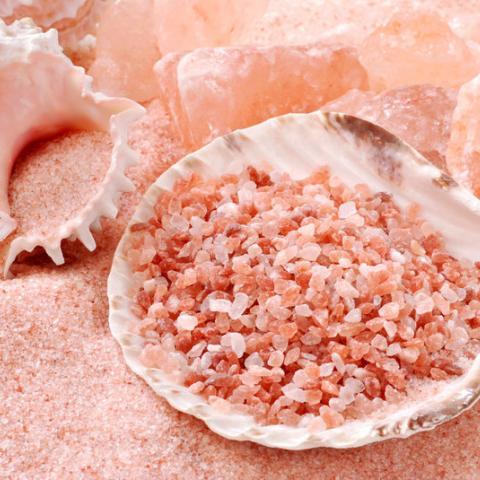 Купить Гималайская органическая розовая соль. Натуральные продукты магазин